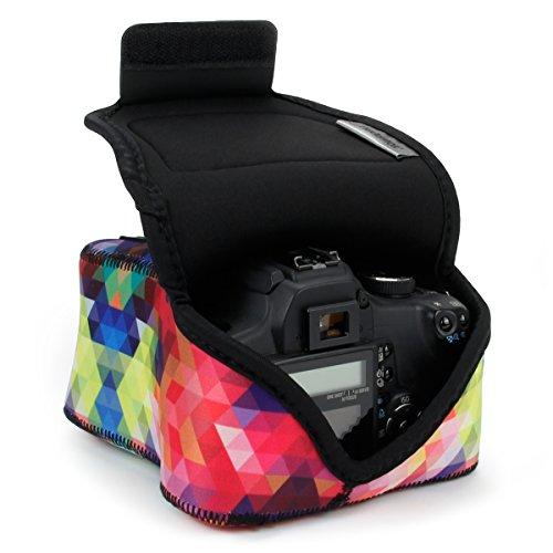 USA GEAR DSLR Kameratasche für Spiegelreflexkameras, SLR-Kamerahülle...