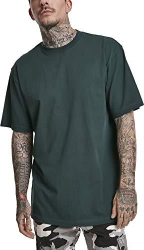Urban Classics Herren Tall Tee T-Shirt, bottlegreen, XXL