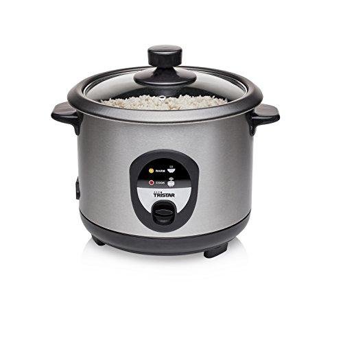 Tristar RK-6126 Reiskocher, 1L, Reis für bis zu 5 Personen ohne...
