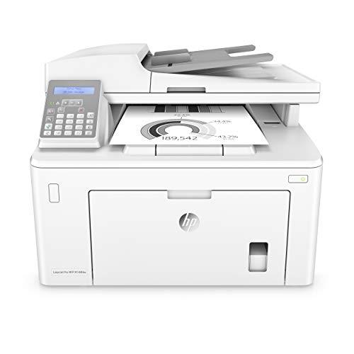 HP LaserJet Pro M148fdw Laser Multifunktionsdrucker (Schwarzweiß...