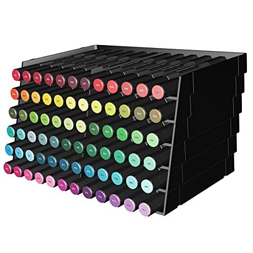 Spectrum Noir SPECN-UPT6 Universal-Stifttabletts Schwarz 6 Pack-Black,...