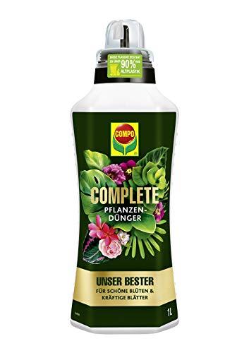 Compo COMPLETE Pflanzendünger für alle Pflanzen, Universaldünger...