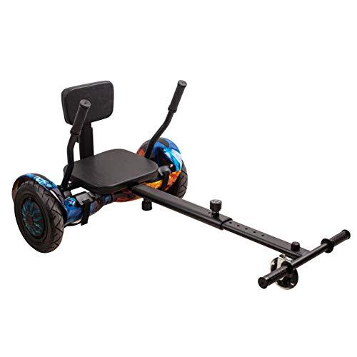 OMOLA Hoverboard-Sitz-Aufsatz für Hoverboard mit 16,5 - 25,4 cm (6,5...