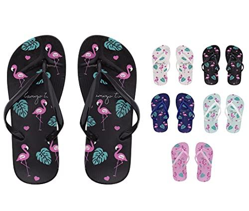 Trendcool Unisex-Flip-Flops für Herren, Damen, Hawaiiana, Flip-Flops...