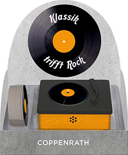 Vintage-Plattenspieler - Klassik trifft Rock: Vintage-Plattenspieler...