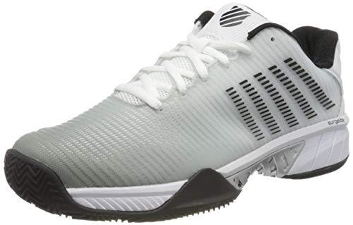 K-Swiss Herren HYPERCOURT EXPRESS 2 HB Sneaker, White/High-rise/Black,...