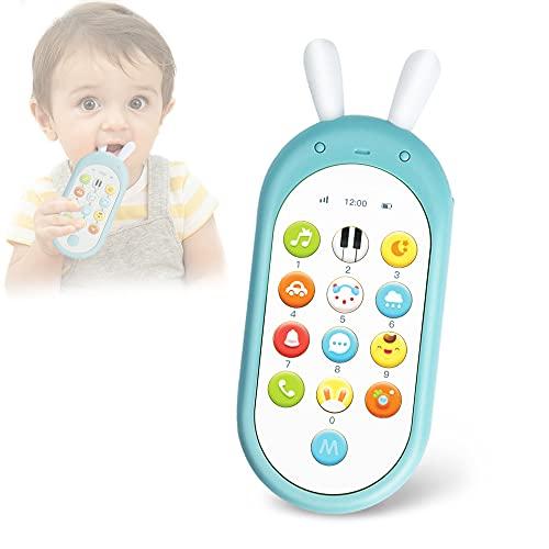 Richgv Kinder-Handy-Spielzeug, elektronisches...