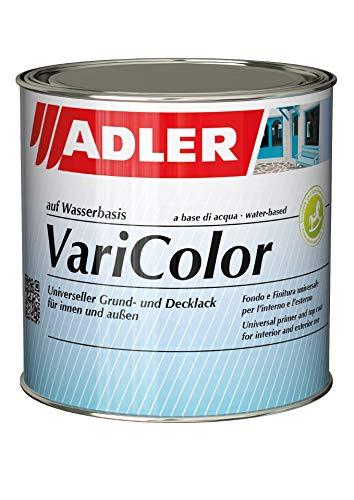 ADLER Varicolor 2in1 Acryl Buntlack für Innen und Außen - 125 ml 1/8...