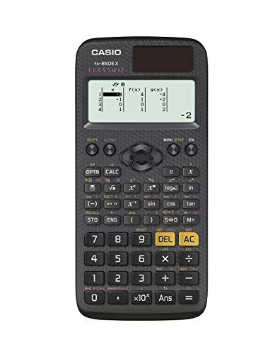 Casio FX-85DE X ClassWiz technisch-wissenschaftlicher Rechner