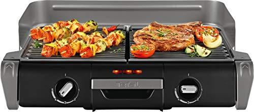Tefal Elektrogrill Family TG8000   Tischgrill/BBQ   Für drinnen und...
