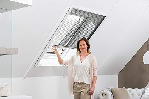 empasa Insektenschutz Fliegengitter Dachfenster Plissee 'MASTER'...