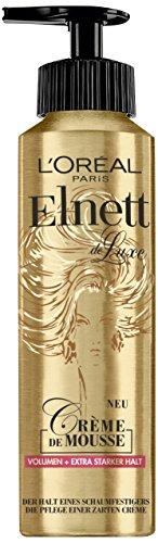 L'Oréal Paris Elnett Schaumfestiger für Volumen und extra starken...