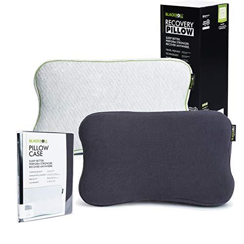 BLACKROLL Recovery Pillow im Set mit zusätzlichem Bezug in anthrazit...