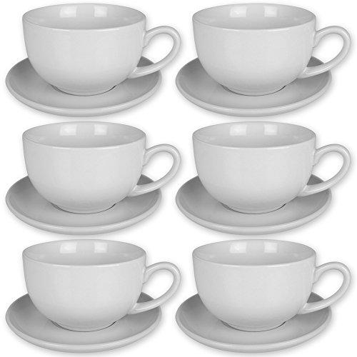 Tassen-Set 12tlg. mit Modellauswahl - Espresso Tassen Set 12tlg. -...