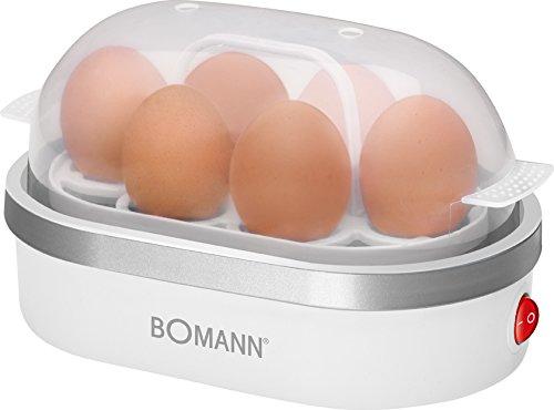 Bomann EK 5022 CB Eierkocher, Zubereitung von bis zu 6 Eiern,...