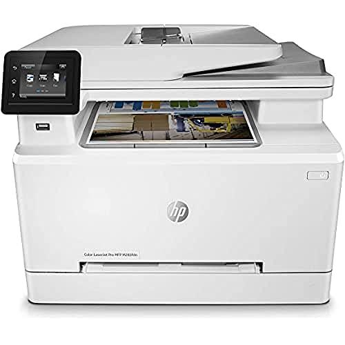 HP Color LaserJet Pro M283fdn Multifunktions-Farblaserdrucker...