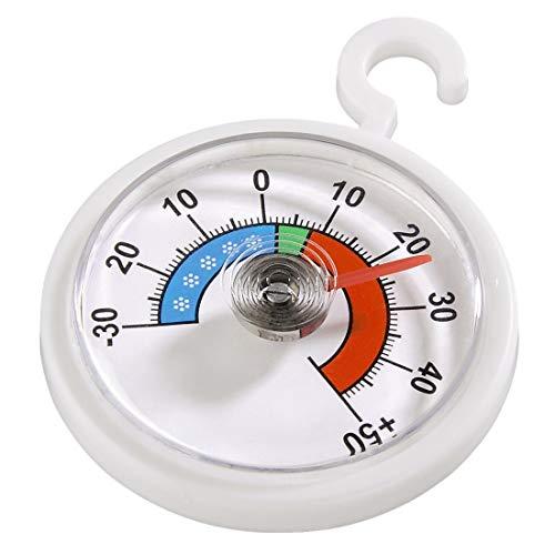Xavax Analoges Thermometer (zum Aufhängen im Kühlschrank,...