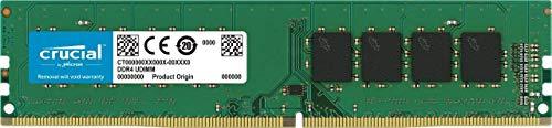 Crucial RAM CT16G4DFD824A 16GB DDR4 2400 MHz CL17 Desktop-Speicher