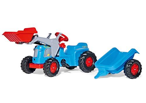 Rolly Toys 63/004/2 Traktor rollyKiddy Classic (inkl. rollyKid Lader +...
