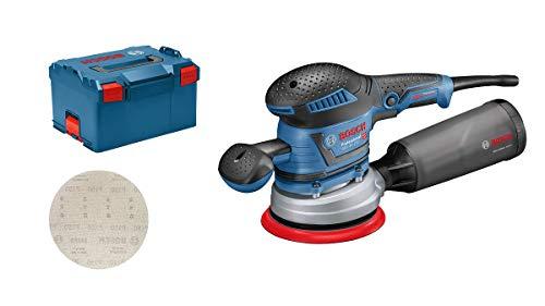 Bosch Professional Exzenterschleifer GEX 40-150 (inkl. Staubbox,...
