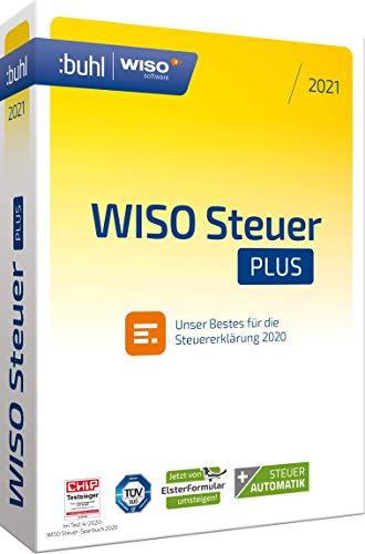 Buhl Data Service GmbH WISO Steuer Plus 2021 (für Steuerjahr 2020 |...