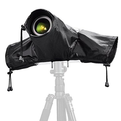 Zecti Regenschutzhülle Wasserdichter Kamera Schutz für Canon und...