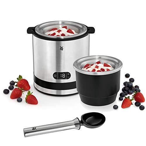 WMF Küchenminis 3in1 Eismaschine, Ice Maker für Frozen Joghurt,...
