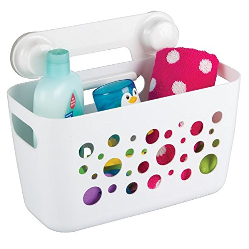 mDesign großer Duschkorb zum Hängen - ideale Duschablage für...