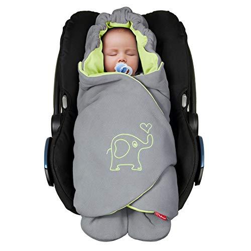 ByBoom Baby Einschlagdecke für die Übergangszeit und Sommer,...