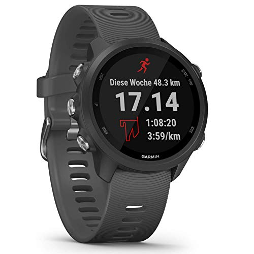 Garmin Forerunner 245 – GPS-Laufuhr mit individuellen...