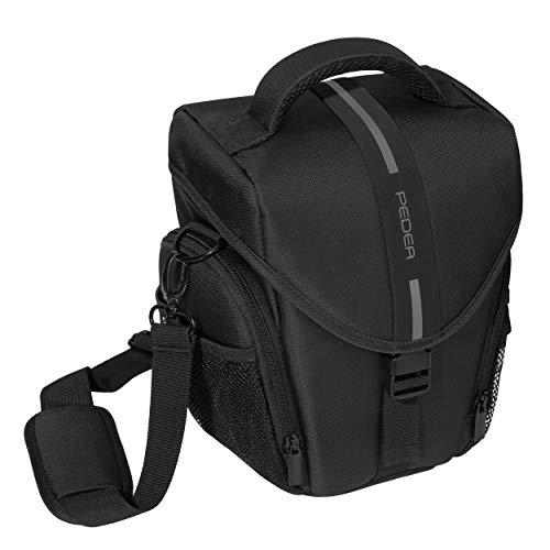 PEDEA DSLR-Kameratasche Essex Fototasche für Spiegelreflexkameras mit...