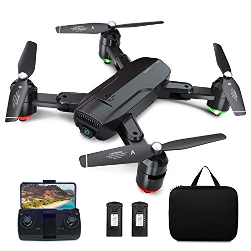 Dragon Touch GPS Drohne mit Kamera 1080P HD, haltbar RC Quadrocopter...