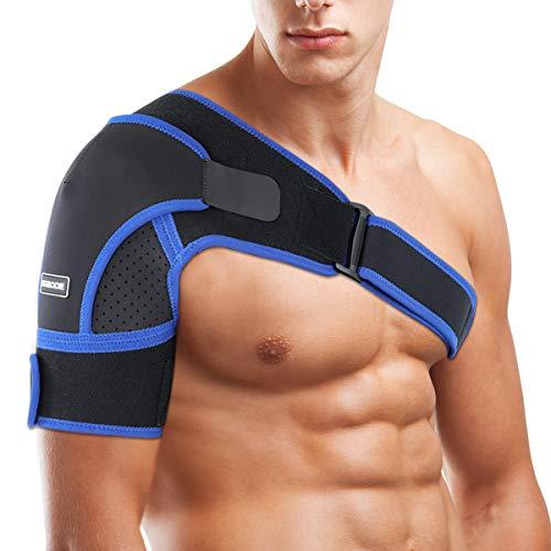 SGODDE Schulterbandage Verstellbare Schulter Unterstützung Bandage,...