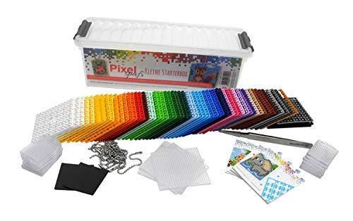 Pixel P60001-27501 kleine Starter Box, Bastelset mit 60 Pixelplatten,...