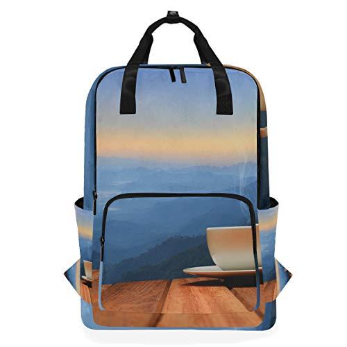 Laptop stilvolle Computer Schule Rucksack lässig tragbare Tasche für...