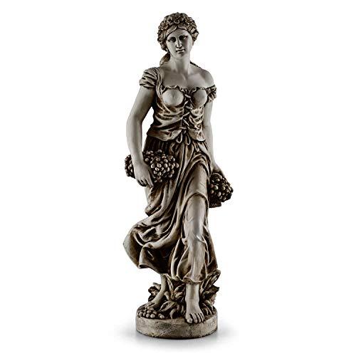 blumfeldt Ceres - Skulptur, Statue, Gartenfigur, griechische Göttin,...