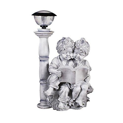 Riesiges Kinderfigurenpärchen NF28773 C , Groß 65 cm hoch ,...