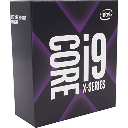 Intel Core i9-9900X X-Serie Prozessor 10 Kerne bis 4,4 GHz Turbo...