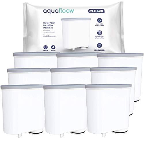 Aquafloow Wasserfilter kompatibel mit Philips AquaClean CA6903/10...