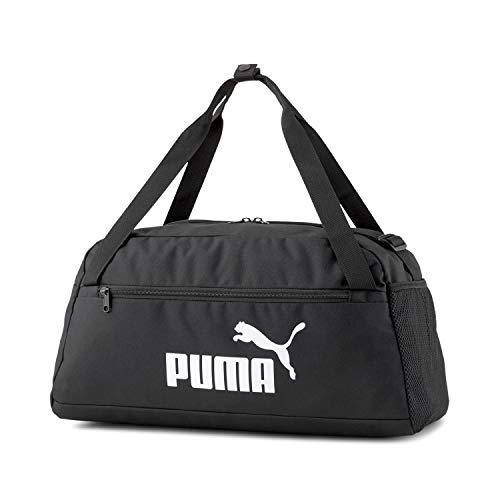 PUMA Unisex Erwachsene, PHASE SPORTS BAG Sporttasche, Schwarz,...