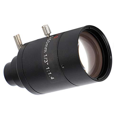 BOLORAMO 1080P klares und unverzerrtes Objektiv 5-50 mm Brennweite...