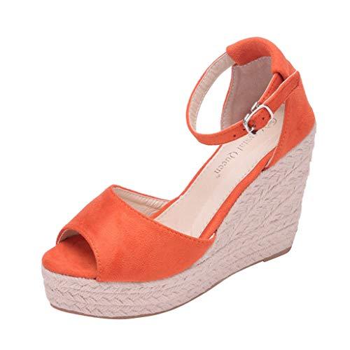 DQANIU- 👠👠Damen Wedges, Bag & Shoes Zubehör - Damen Wedges...