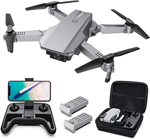 Tomzon D25 4K Drohne mit Kamera Faltbare FPV Drohne für Erwachsene, 2...