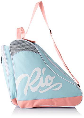 Rio Roller Roller Script Skate Bag, Unisex-Erwachsene Stofftasche,...