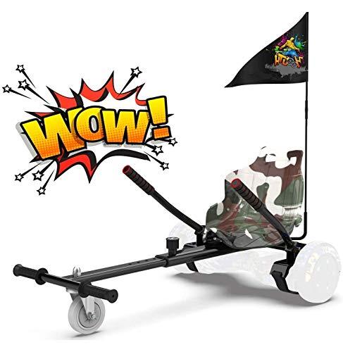 RCB Hoverkart für Hoverboard sitz Zubehör für selbstausgeglichenes...