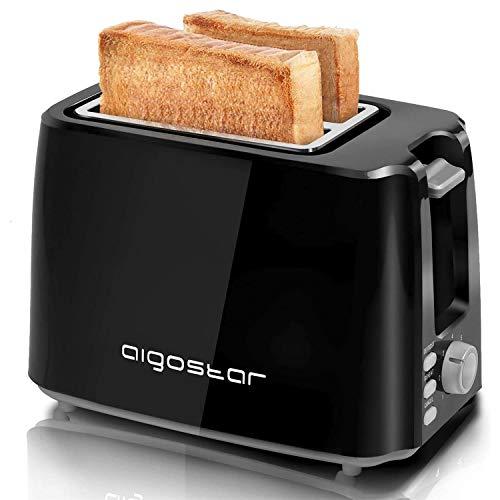 Aigostar Toaster,7 Einstellbare Bräunungsstufe + Auftau- &...
