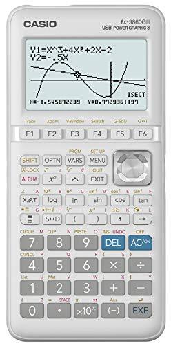 Casio FX-9860 GIII mit Innentasche für Zubehör