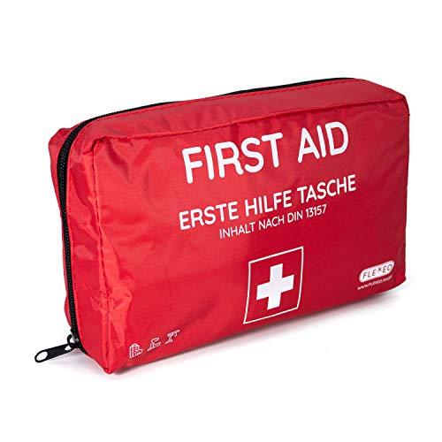 Erste-Hilfe-Tasche für Betriebe, Zuhause und Unterwegs | Inhalt nach...