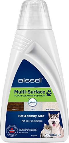 Bissell 2550 Multi-Surface Pet Reinigungsmittel mit Febreze-Duft,...