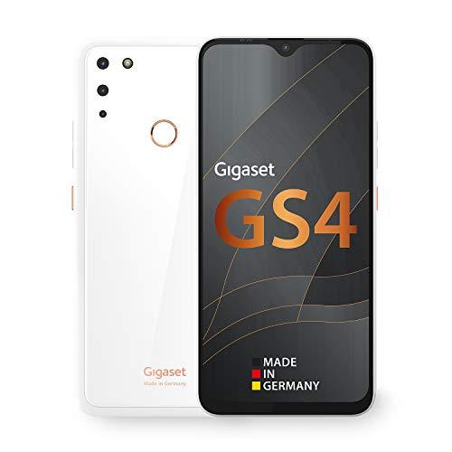 Gigaset GS4 Smartphone - Made in Germany - leistungsstarker 4300mAh...